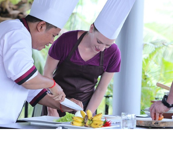 Khmer Cooking Class Package